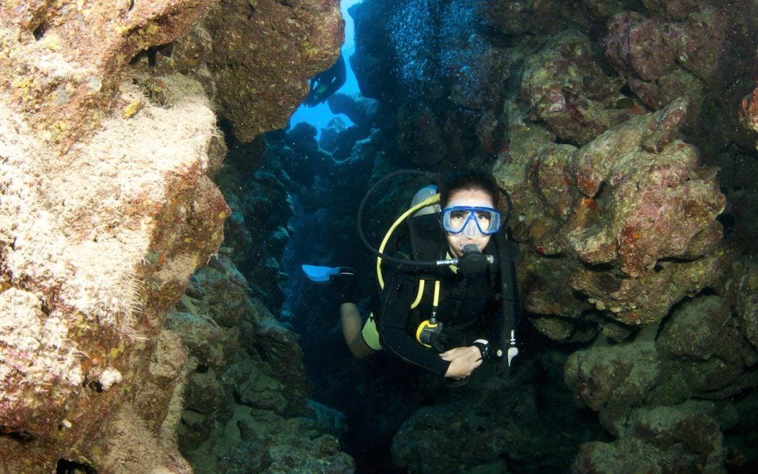 Deep Diver – Nurkowanie Głębokie