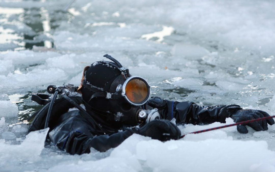 Ice Diver – Nurkowanie Podlodowe