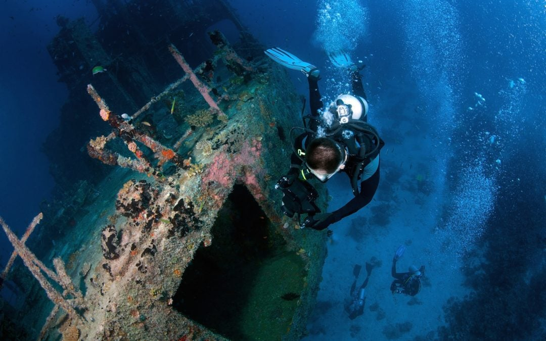 Wreck Diver – Nurek Wrakowy